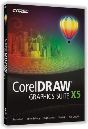 amazon com coreldraw graphics suite x5 old version