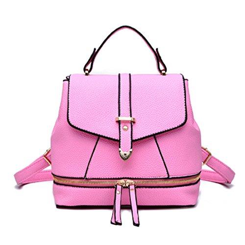 FOLLOWUS - Bolso mochila  para mujer, rosa (rosa) - G72328E rosa