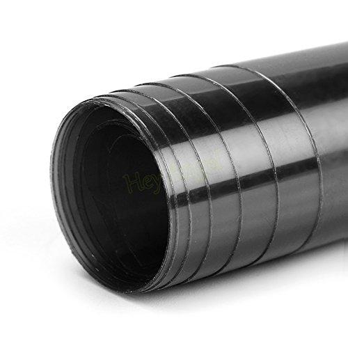SKS Distribution® 100cm x 30cm BLACK Car Headlights, Tail Lights, Fog Lights Tint Vinyl Film, Self Adhesive Waterproof SKS Distribution®