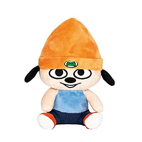 PaRappa the Rapper Stubbins Plush Figure Parappa 20 cm Peluches