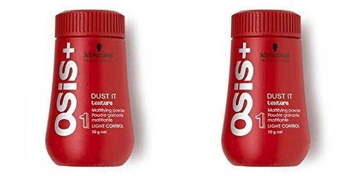 Schwarzkopf Osis - Schwarzkopf OSiS Dust It - Mattifying Powder (0.35 oz) Pack Of Two