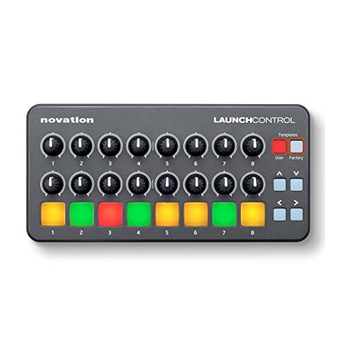 Price comparison product image Novation Launch Control / Compact Electronic Music Control over Ableton Live