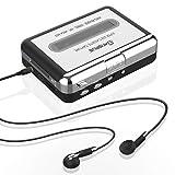 Lastra 1990 Cassette Player,Cassette Tape to MP3 CD Converter Via USB,Cassette Tape Converter