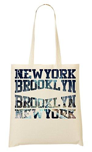 Sac Series phrases à tout provisions Sac York Gang Words New Fourre Brooklyn Cool wt1Xvqxq4