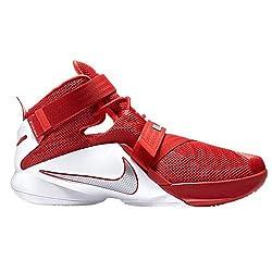 NIKE Men's Lebron Soldier IX Team Basketball Shoe