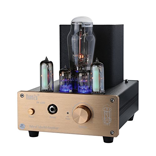Nobsound SMPS Class A Pure Vacuum Tube Headphone Amplifier; HiFi Preamplifier; USB Audio Decoder DAC Nobsound