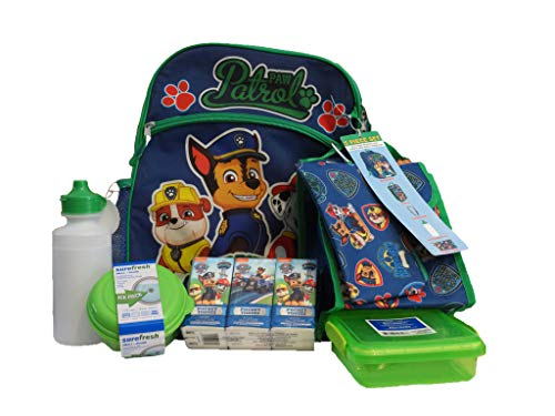 Paw Patrol Backpack Lunch Box Supply