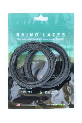Rhino Laces - Unbreakable Shoelaces