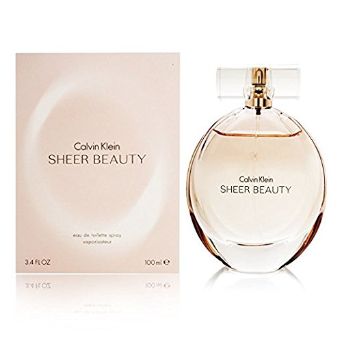 Cålvin Kleîn Sheer Beàuty Perfume for Women 3.4 fl. Oz Eau De Toilette Spray