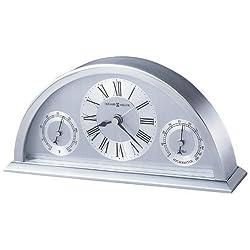 Howard Miller 645-583 Weatherton Weather & Maritime Table Clock by Howard Miller