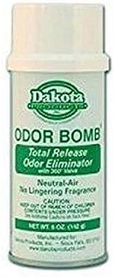 Car Odor Eliminator >> Dakota Obna 5 Bomb Car Odor Eliminator Neutral Air