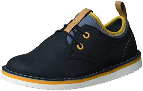 Clarks Oscar Maze Inf, Zapatillas para Niños Azul (Navy Leather)