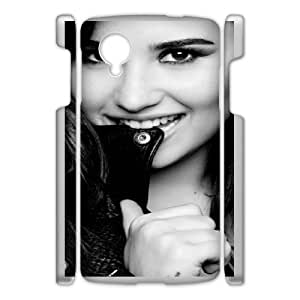 Generic Case Demi Lovato For Google Nexus 5 M1YY6201882