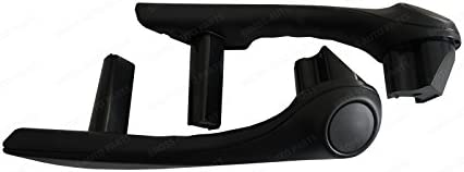 Amazon.com: BDP794 Front Inner Door Handle Grip Black ...