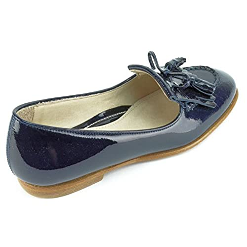 Easemax Womens Sweet Round Toe Casual Slip On Floral Nubuck Flats Shoes