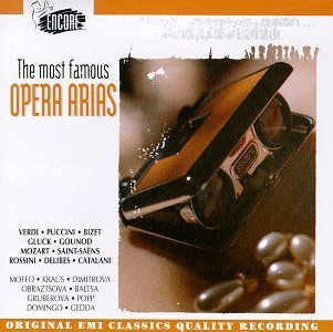 The Most Famous Opera Arias - Most Famous Opera Arias