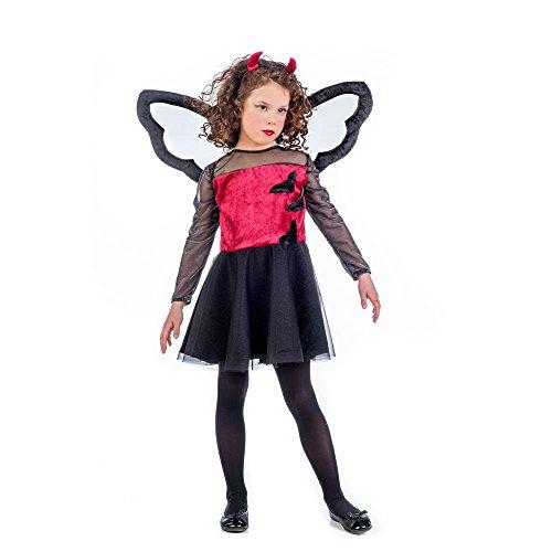 Limit MI041 T4 Vampire Girl Halloween Children's Costume ()