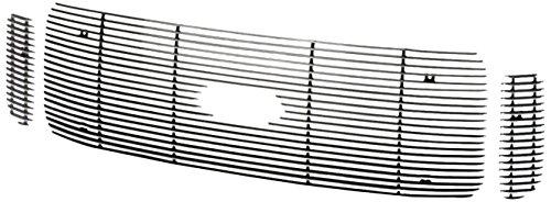 Putco 71111 Shadow Mirror Polished Aluminum Billet Grille