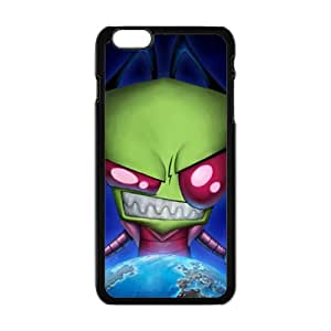 Earth Invader Cell Phone Case for iPhone plus 6