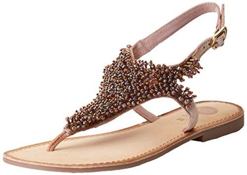Sandals 45309 Nude Open Pink Toe Women's Gioseppo wq5R4xzn