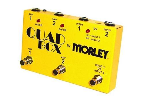 Morley Quad Box by MORLEY
