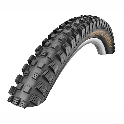 "SCHWALBE 26"" x 2.35"" Magic Mary Bike Park Tire, Black"