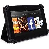 Verizon Ellipsis 7 Inch Tablet Case - UniGrip Edition - BLACK
