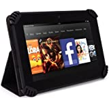 RCA 8 Apollo Tablet Case - UniGrip Edition - BLACK - By Cush Cases