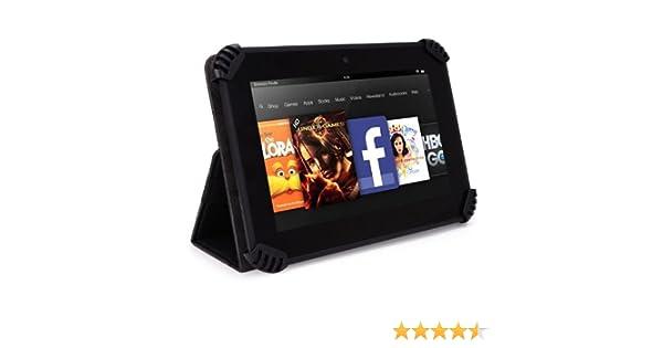 Azpen A750 7 Inch Tablet Case - UniGrip Edition - BLACK - By Cush Cases