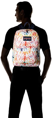Jansport Borse Tie 100 Break Poliestere Donne Dye Rainbow Super rwSFxrq