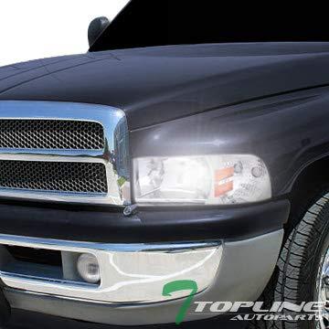 01 ram hid headlights - 9