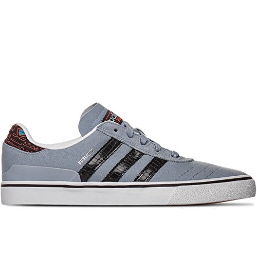 Adidas Busenitz Patineur Sneaker Vulc C77584 Blu / Carbone Solred