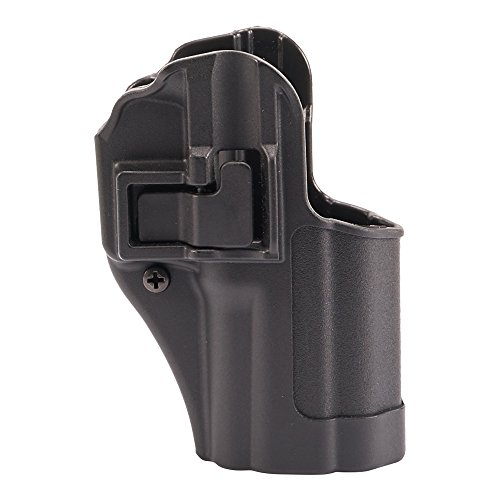 Blackhawk! SERPA Concealment Holster - Matte Finish, Size 07, Right Hand, (Springfield XD Compact or Service Models)