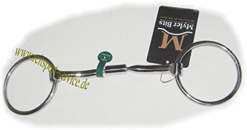 Myler SS Loose Ring Comfort Snaffle Wide 5.5