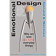 Livros na amazon cincias comportamentais psicologia emotional design why we love or hate everyday things fandeluxe Gallery