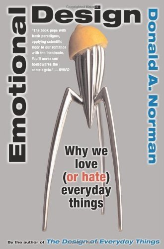Pdf Transportation Emotional Design: Why We Love (or Hate) Everyday Things