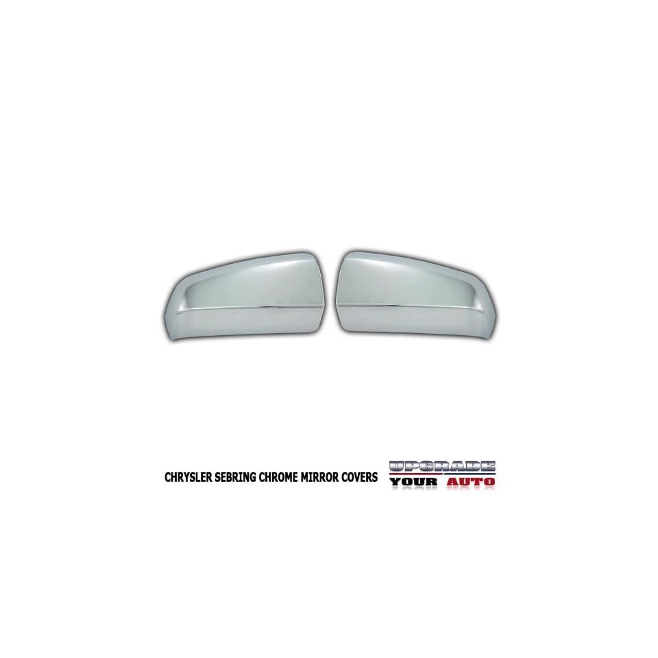 07 2010 Chrysler Sebring Chrome Mirror Covers