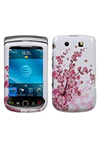 Bloutina BlackBerry Torch 9800 Graphic Case - Spring Flowers
