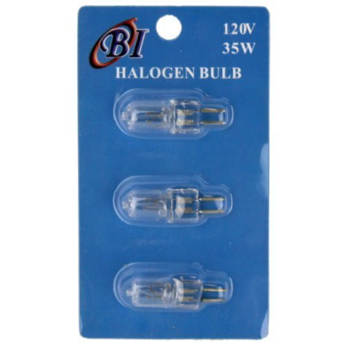 Halogen Bulb Set of