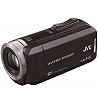 JVC KENWOOD JVC video camera built-in memory 64GB Black GZ-RX130-B - International Version (No Warranty)