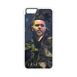 The Weeknd iPhone 6 Plus 5.5 Inch Cell Phone Case White I0487315