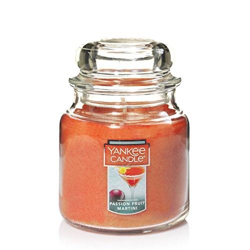 Yankee Candle Medium Jar Candle, Passion Fruit Martini