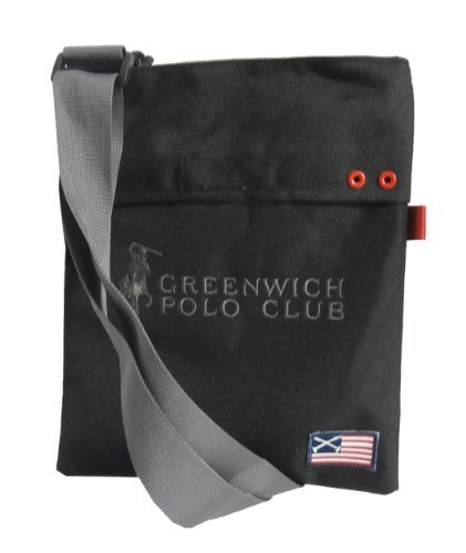GREENWICH POLO CLUB - Cartera de mano para hombre: Amazon.es: Zapatos y complementos