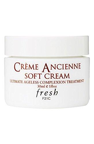 Fresh CRÈME ANCIENNE Soft Cream Ultimate Ageless Complexion Treatment(フレッシュ クレーム アンシエン ソフト クリーム オルティメイト エイジレス コンプレクション トリートメント) 1.0 oz (30g) by Fresh for Women B007SGDMSQ