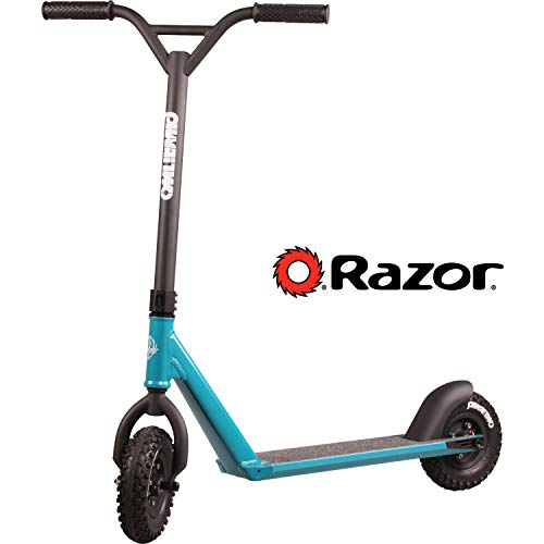 Razor Phase Two Dirt Scoot Pro Scooter - Teal