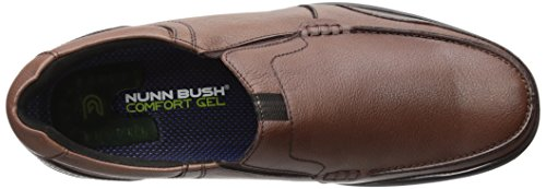 Mocassino Slip-on Uomo Marrone Nunn Bush