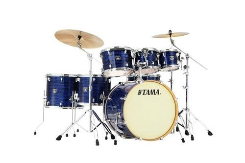 Tama Superstar Classic 7-Piece Shell Pack (Blue Onyx)