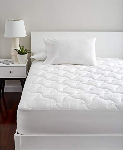 Goodful HygroCotton Temperature Regulating California King Mattress Pad White