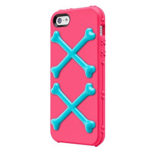 SwitchEasy BONES für iPhone 5 Poison Pink