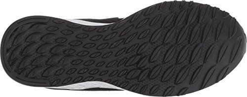 New Balance Women's Fresh Foam Arishi V1 Running Shoe, Black/White 5 B US by New Balance (Image #2)